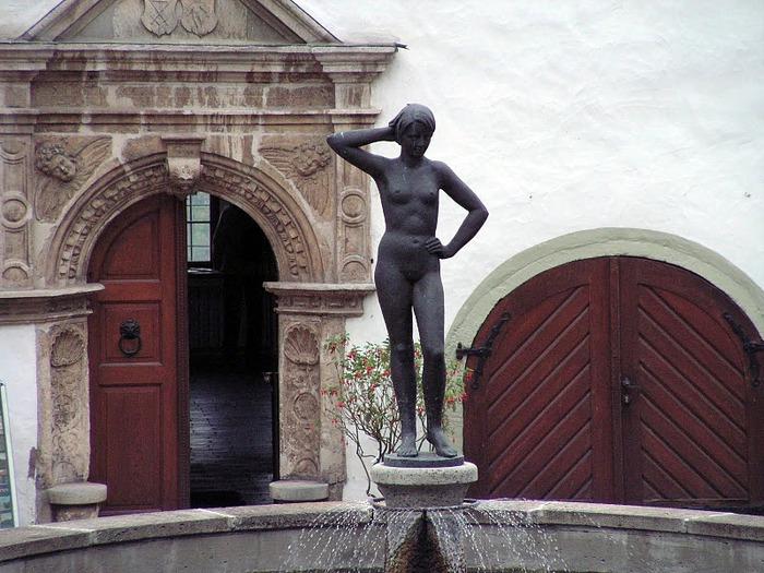 Замки Дорнбург-на-Заале 71673