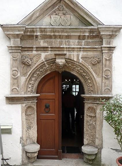 Замки Дорнбург-на-Заале 84315