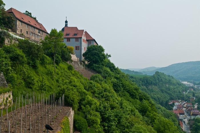 Замки Дорнбург-на-Заале 29903
