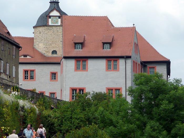 Замки Дорнбург-на-Заале 93899