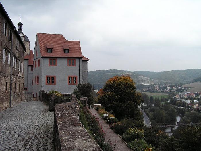 Замки Дорнбург-на-Заале 36921