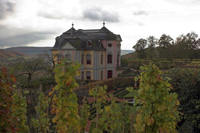Замки Дорнбург-на-Заале 59844