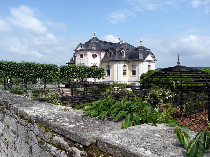 Замки Дорнбург-на-Заале 54616