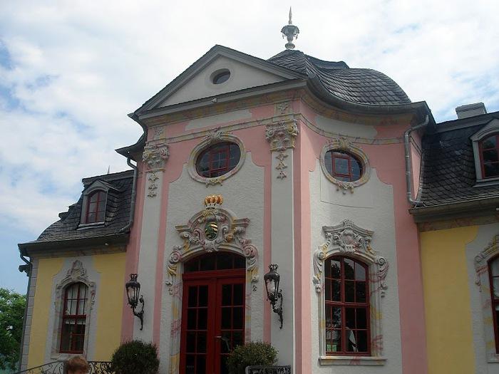 Замки Дорнбург-на-Заале 41579