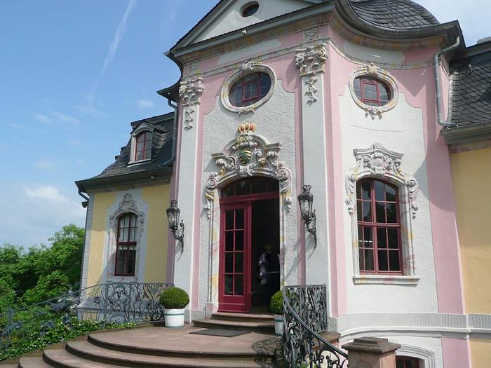 Замки Дорнбург-на-Заале 35258