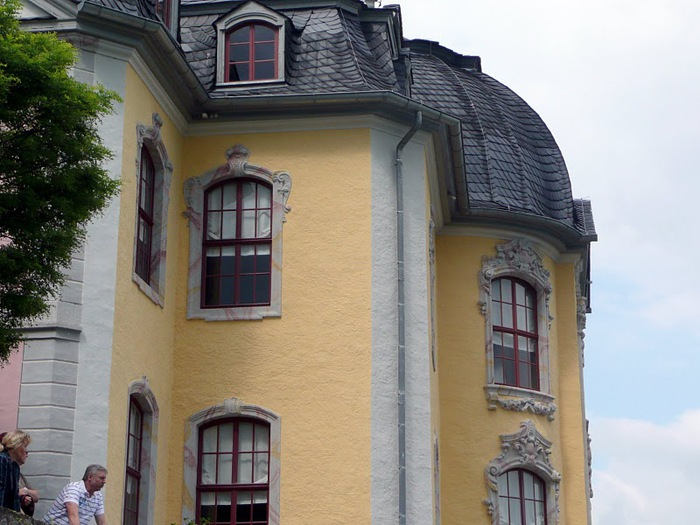 Замки Дорнбург-на-Заале 96857