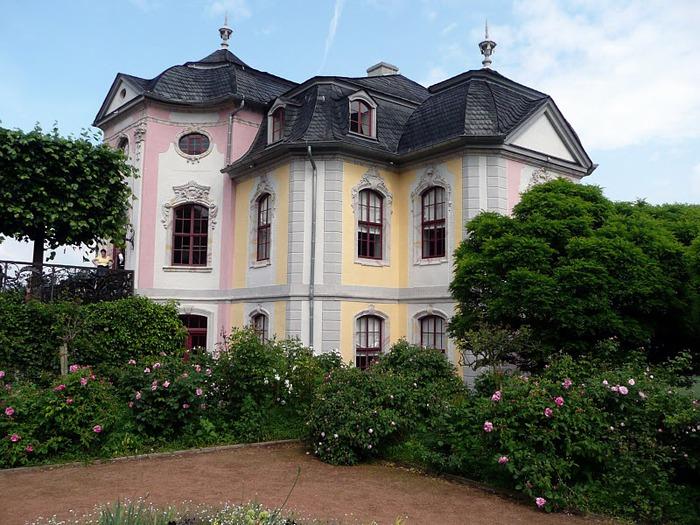 Замки Дорнбург-на-Заале 34594