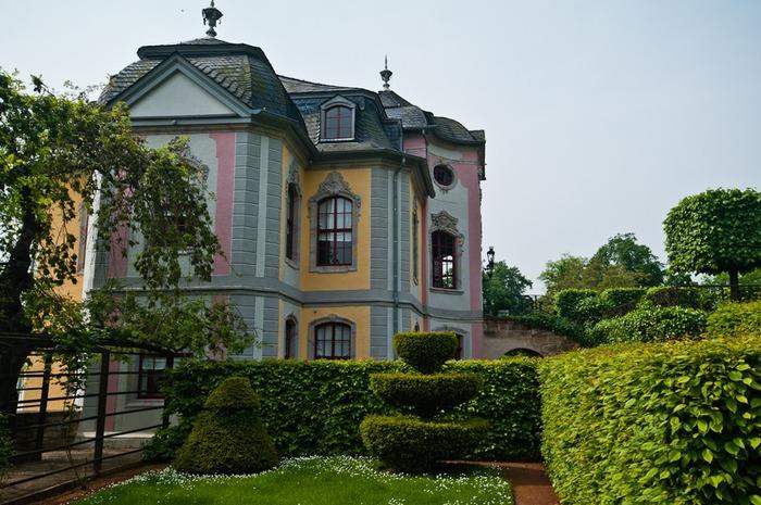 Замки Дорнбург-на-Заале 65744
