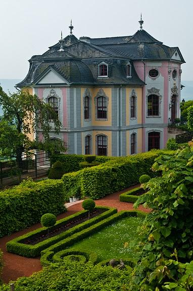 Замки Дорнбург-на-Заале 81205