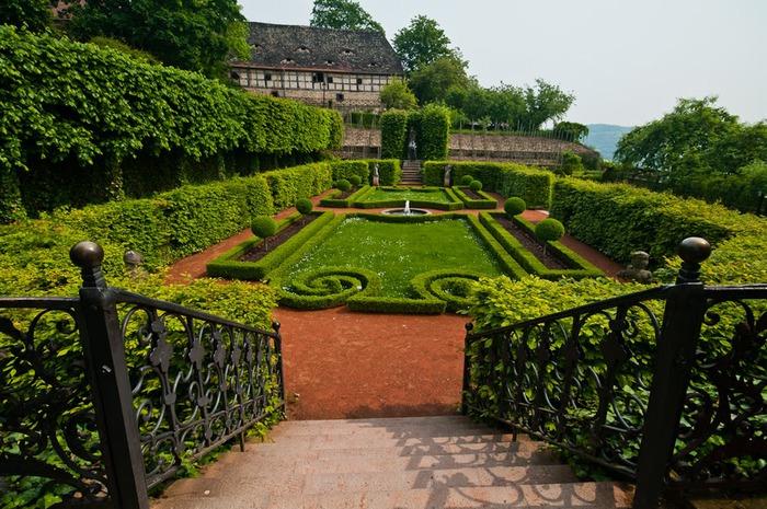 Замки Дорнбург-на-Заале 32611
