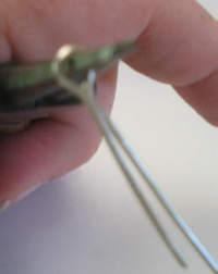 Создание застежки-крючка для украшений из проволоки. 77656200_1314728267_IMG_0629