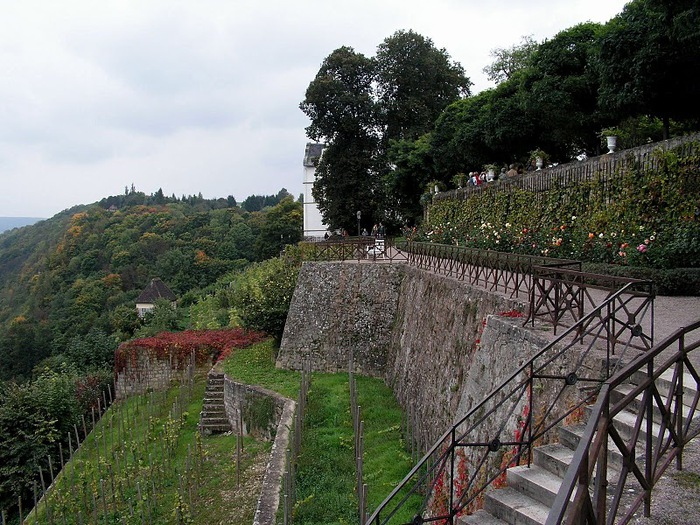 Замки Дорнбург-на-Заале 27056