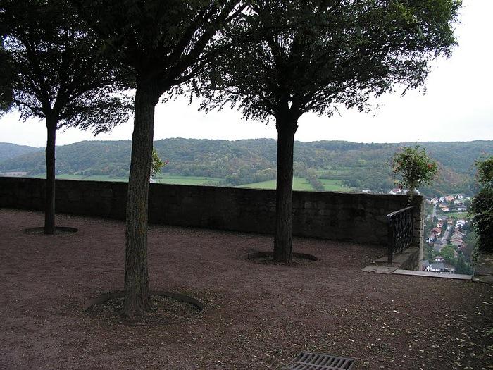 Замки Дорнбург-на-Заале 36526