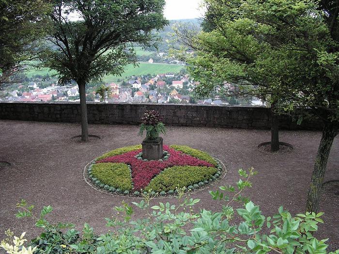 Замки Дорнбург-на-Заале 26451