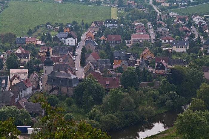 Замки Дорнбург-на-Заале 26742