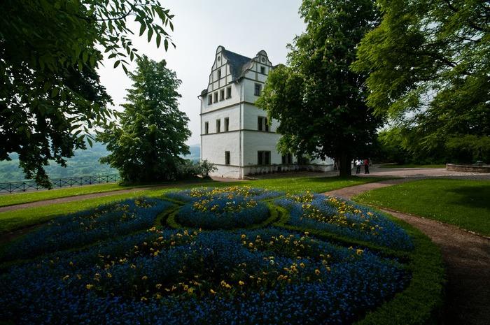 Замки Дорнбург-на-Заале 37710