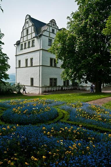 Замки Дорнбург-на-Заале 26981