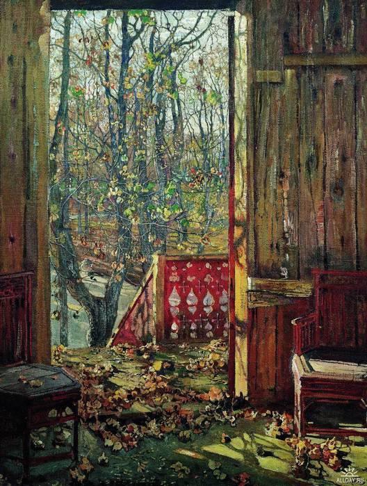 И. И. Бродский (1884-1939) Опавшие Листья 1915 (528x700, 99Kb)