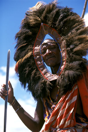 африканский шаман (300x450, 63Kb)