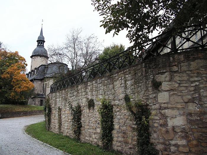 Замки Дорнбург-на-Заале 34598