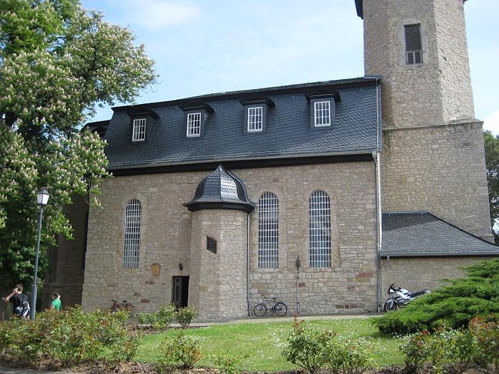 Замки Дорнбург-на-Заале 49312