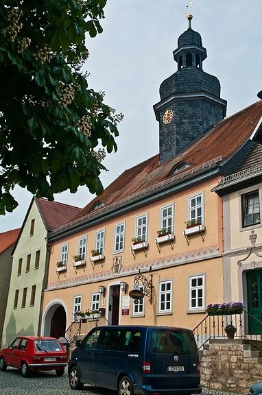 Замки Дорнбург-на-Заале 80779