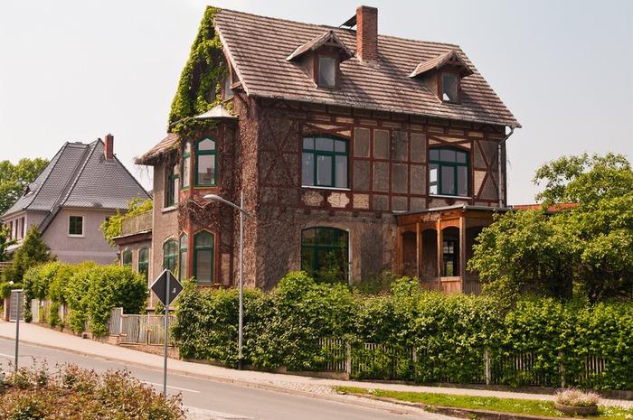 Замки Дорнбург-на-Заале 42490