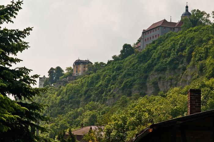 Замки Дорнбург-на-Заале 80694