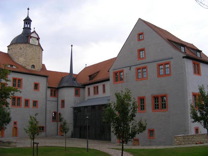 Замки Дорнбург-на-Заале 91261
