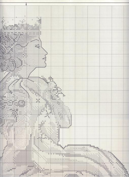 MD13 Winter queen_chart2 (509x700, 454Kb)