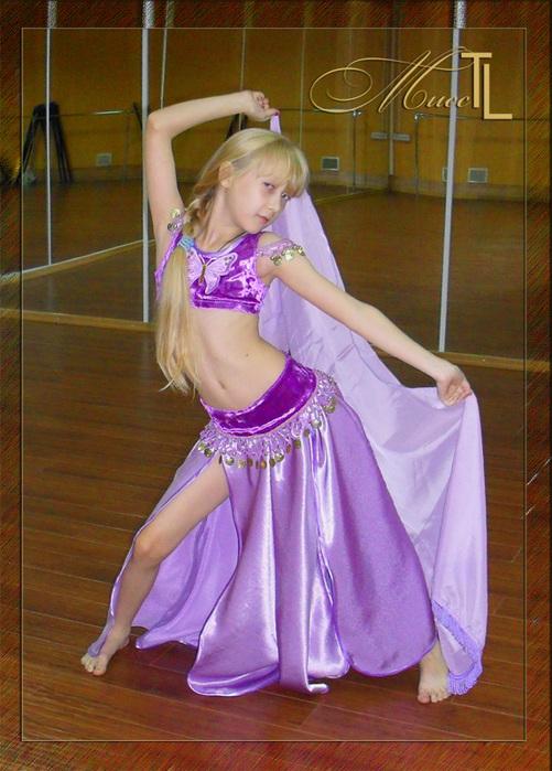 Как своими руками сделать костюм для танца живота