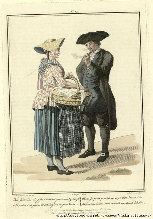 Costumes of the Batavian Republic 1803 i (490x700, 208Kb)