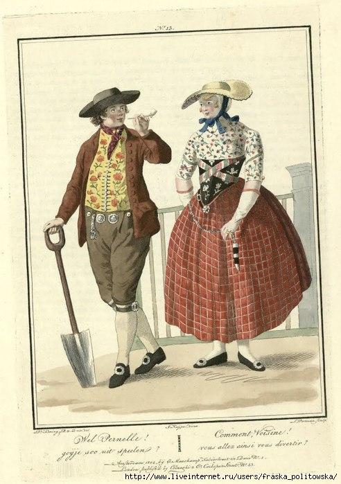 Costumes of the Batavian Republic 1803 k (492x700, 198Kb)