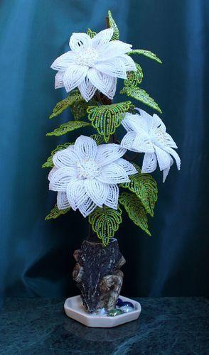 У меня очень мало цветов во французской технике.  Решила восполнить пробел, тем более, что этот цветок мне очень...
