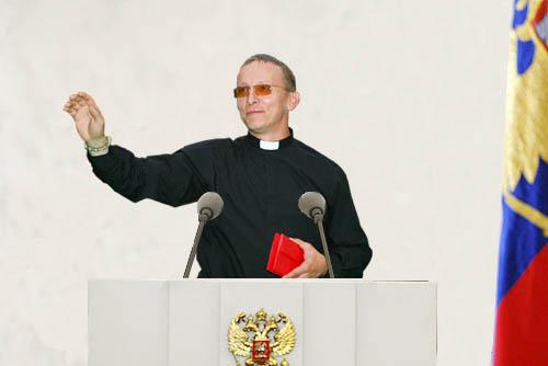 Иван Охлобыстин Президент