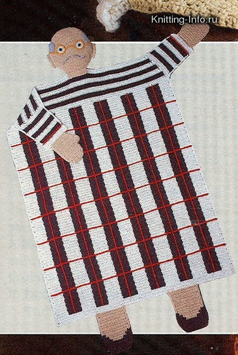 плед-дедушка (468x700, 188Kb)
