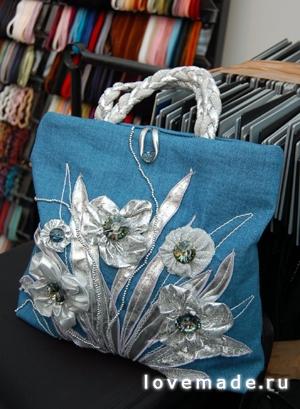 сумки из ткани своими руками - Сумки.
