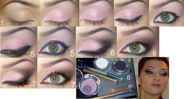 Как аккуратно сделать дневной макияж