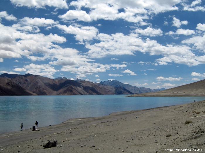 Индия, Ладакх, окрестности Леха, озеро Пангонг (1) (700x525, 257Kb)