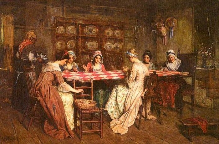 Henry Mosler (1841-1920) (700x460, 264Kb)