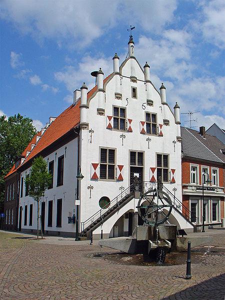 Город Иссельбург(Isselburg) 14573