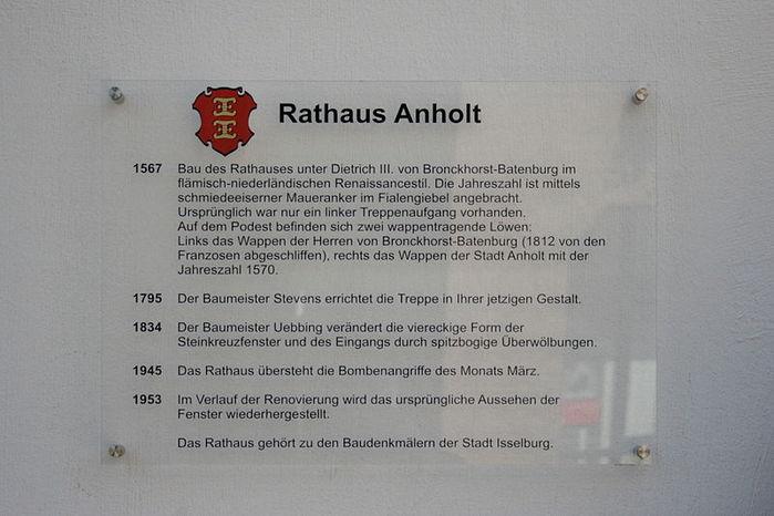 Город Иссельбург(Isselburg) 33594