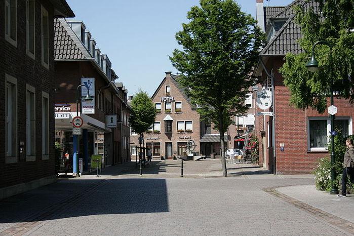 Город Иссельбург(Isselburg) 73626