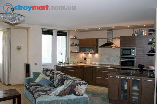 фото установленных кухонь