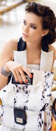 Состоялся модный обзор сумок известных брендовых производителей.
