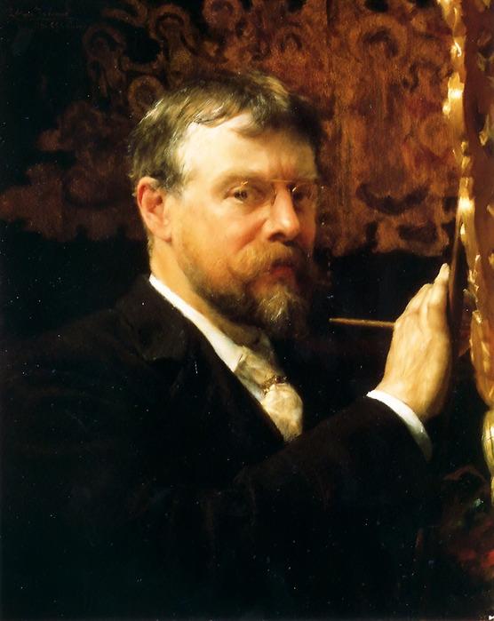 Автопортрет 1896 (556x700, 97Kb)