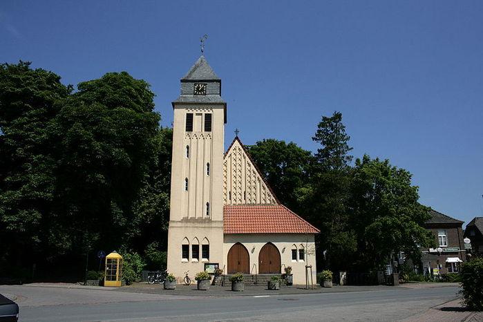 Город Иссельбург(Isselburg) 56841