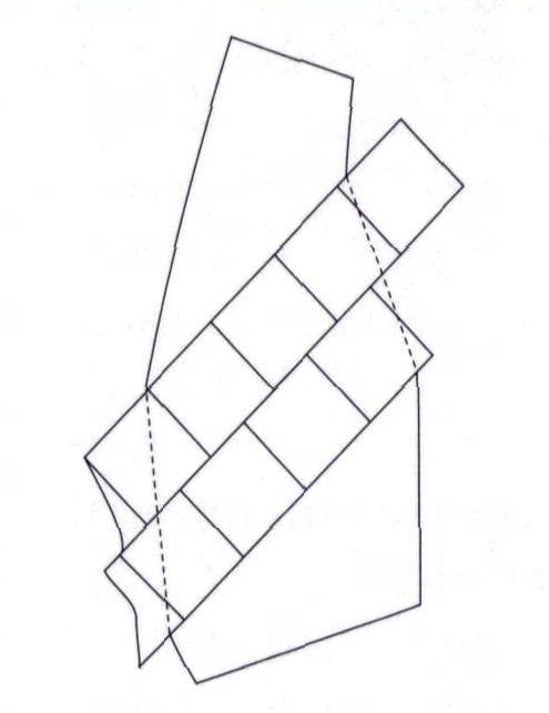 Рис_ 164 Жилет из квадратов (495x643, 26Kb)