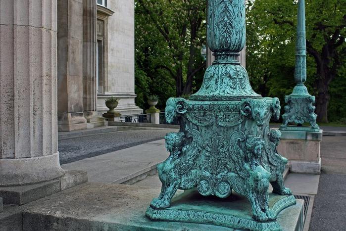 Виллa Хюгель (Виллa на холме) - родовое имение знаменитых Круппов. 96942