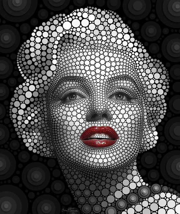 __marilyn_monroe___by_benheine-d322iki (587x700, 186Kb)